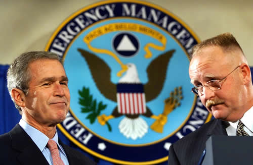 George W. Bush and Joe Allbaugh