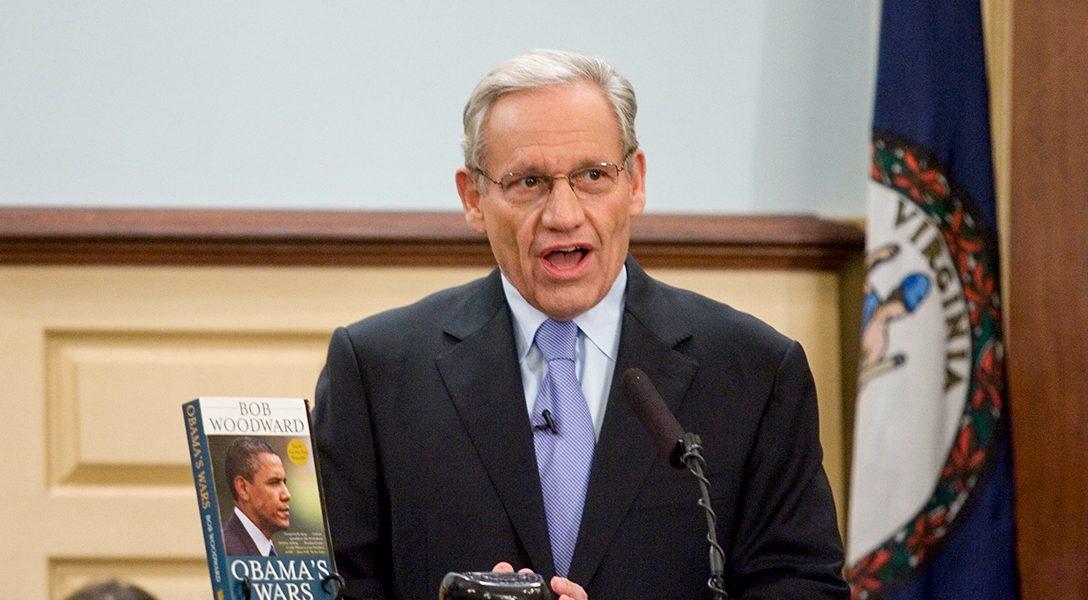 Bob Woodward, Obama's Wars