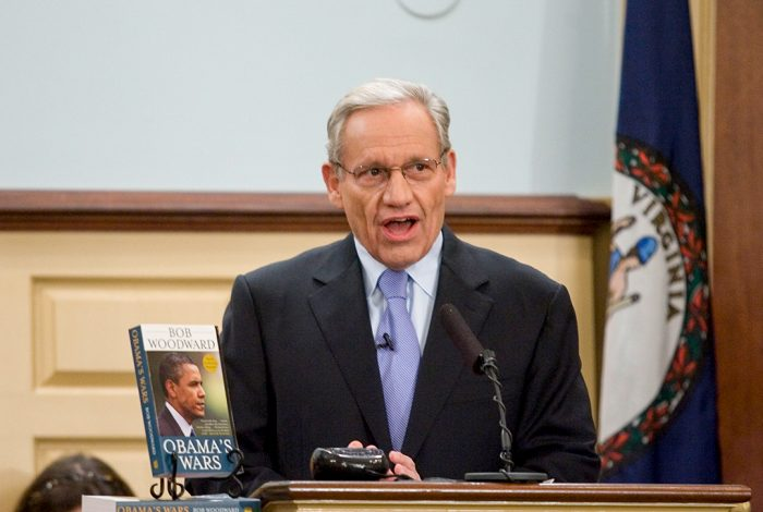 Bob Woodward, Obama's Wars