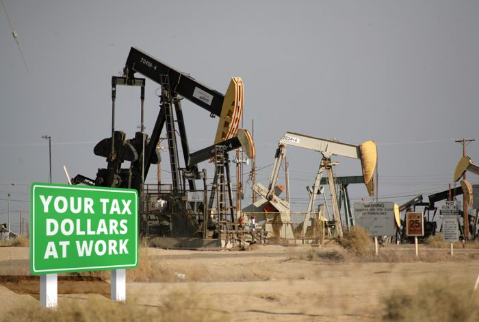 Oil Tax Breaks