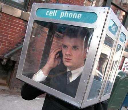 cell-phone-booth, From ImagesAttr