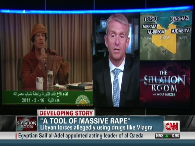 Did Qaddafi Really Order Mass Rapes? Or is the West Falling Victim ...