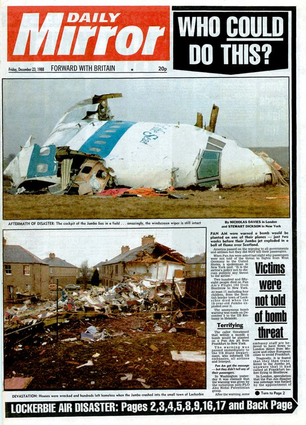 Burying The Lockerbie Bomber And The Truth Whowhatwhy