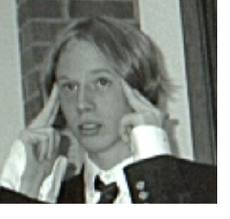 A Young Barrett Brown