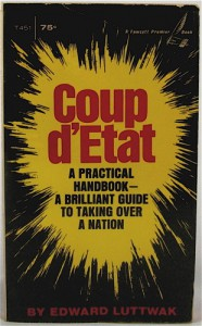 How to survive a coup: Lessons from David Petraeus