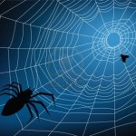 10599209-spider-web-illustration-for-background