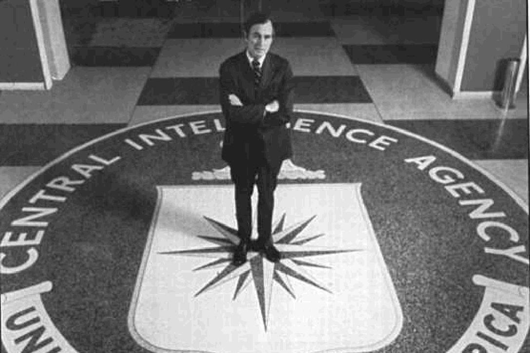 CIA, Director, George H.W. Bush