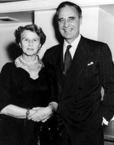 Prescott Bush, Dorothy Walker Bush