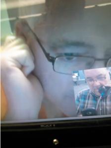 Roger Shuler on Jail Videophone