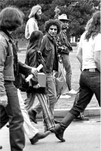 Hoffman visiting the University of Oklahoma ~1969.
