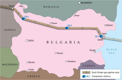 Bulgaria May Be The Next USRussia Flashpoint WhoWhatWhy - Us russia map