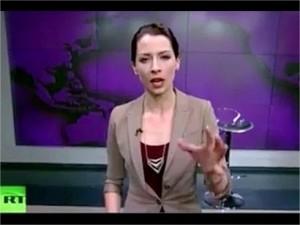 Abby Martin, RT host