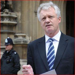 David Davis, UK MP. The Mail Online, Feb. 9, 2013.