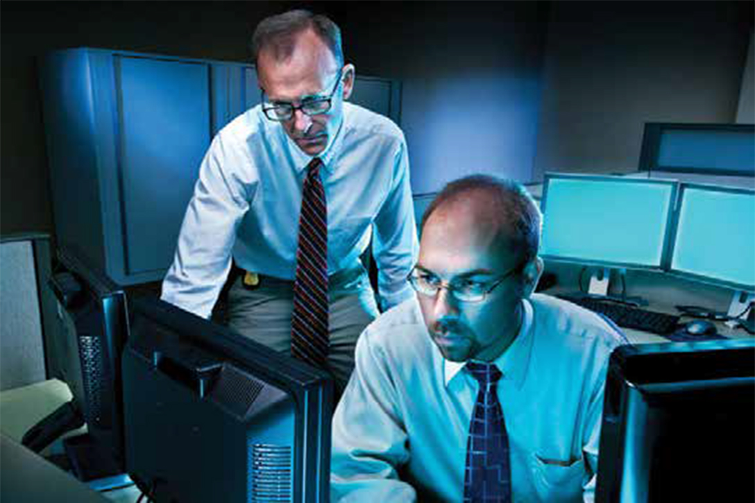 cyber investigators