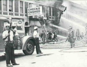 Newark Riots. Credit: Blackpast.org