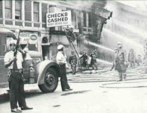 Newark Riots. Credit: Blackpast.org