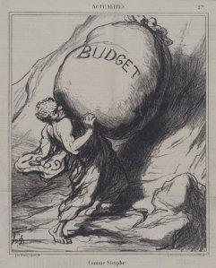 If Sisyphus had bills …
