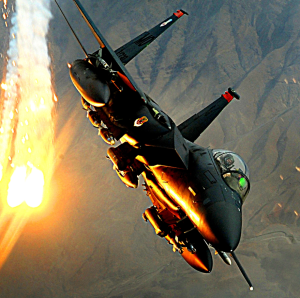 Bombs Away Again in Iraq