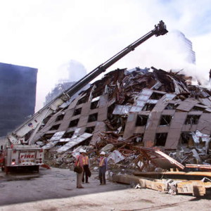 The Ruins of WTC Building 7