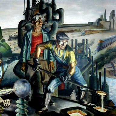 Labor Day: Art from the Great Depression