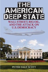Book cover photo: The American Deep State