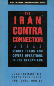 Book cover image: The Iran Contra Connection