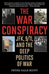 Book cover image of The War Conspiracy