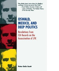 Book cover image of Oswald, Mexico, and Deep Politics