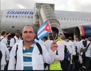 Cuba leads in doctors sent for Ebola relief