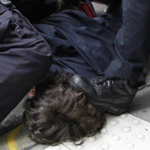 Will cameras stop this kind of police treatment?