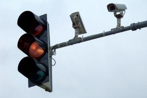 Big Brother's American toehold: Red-light cameras