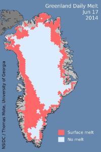Greenland, June 2014