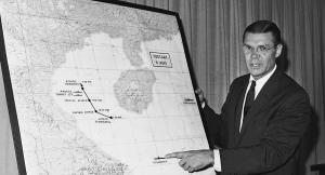 Defense Secretary Robert McNamara explains rationale for Vietnam War.