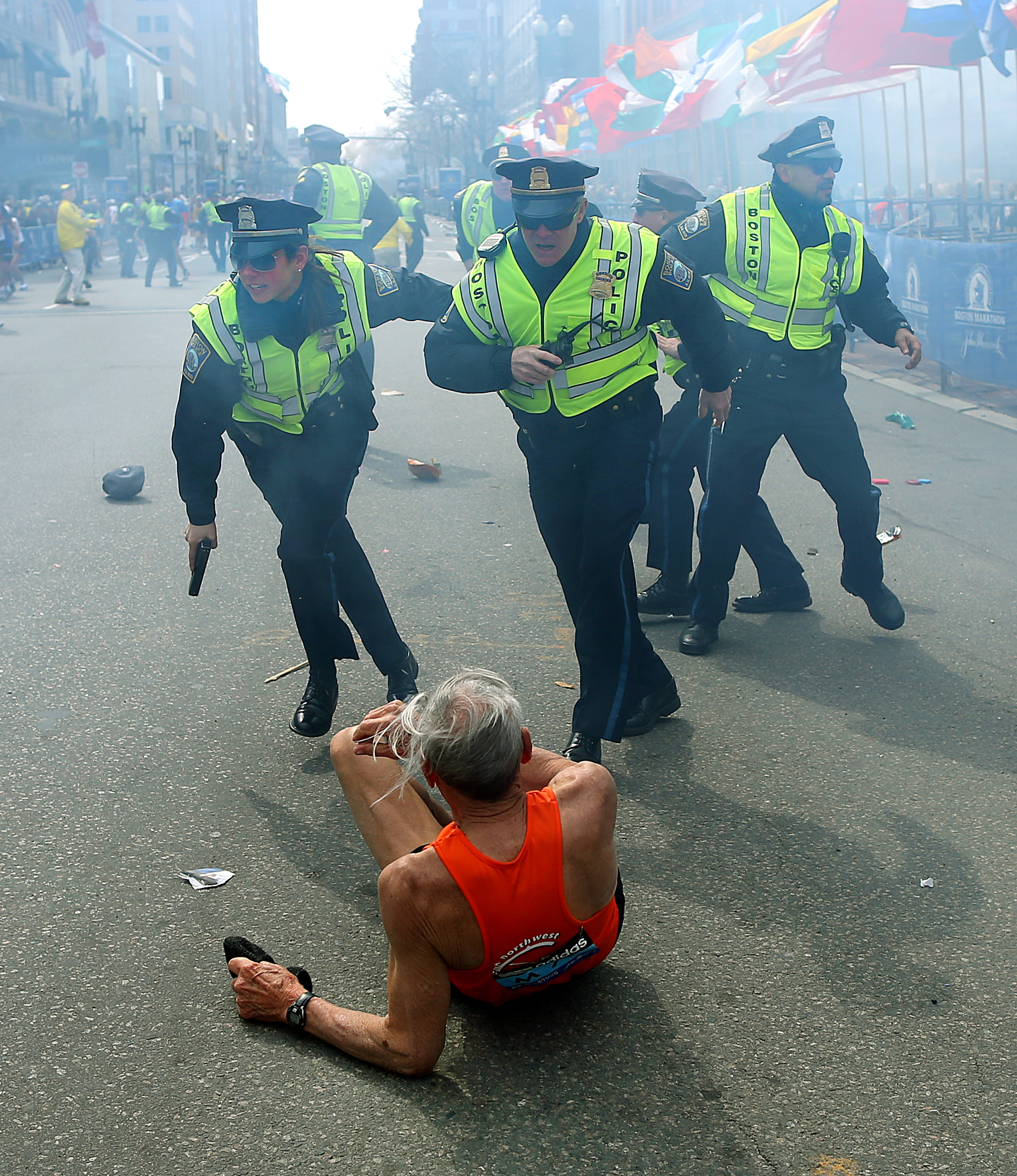 the boston bombing 13042018  the boston marathon bombing was a horrific act of terrorism committed by islamic extremists on us soil here's what you need to know about the depraved.