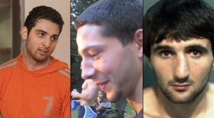 All dead: Tamerlan Tsarnaev, 2011 murder victim Brendan Mess, Ibragim Todashev. By WGBH.