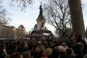 The Jan.11 unity march in Paris