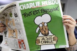 "Dzhokhar Tsarnaev's defense thinks the Charlie Hebdo version of ""Boston Strong"" will affect his trial."