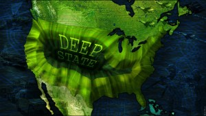 The Deep State. By DonkeyHotey