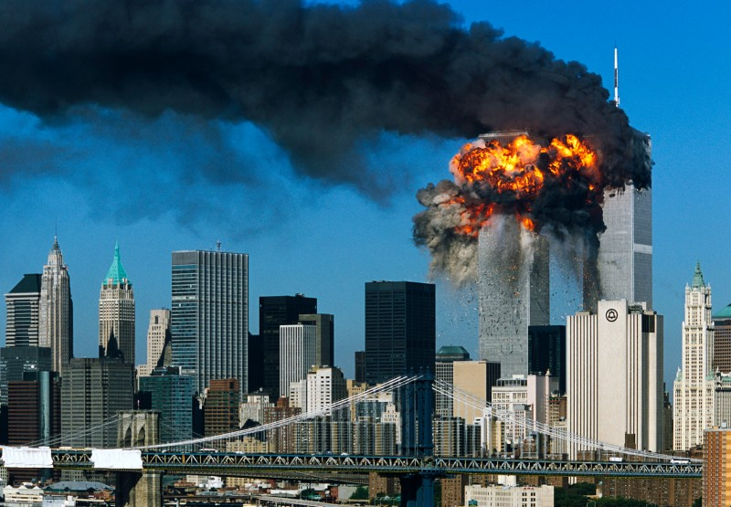 September 11 Terrorist Attacks on the Twin Towers