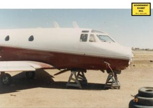 The plane Osama bin Laden wanted to use to kill Hosni Mubarak. Courtesy U.S. Attorney's Office, Southern District of New York