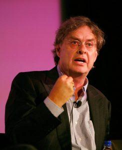 Andrew Cockburn, Washington editor of Harper's.