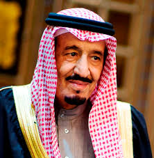 Salman bin Abdulaziz al-Saud, the new King of Saudi Arabia.