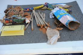 Is it likely that these were the contents of a backpack belonging to a pot-smoking, popular party boy?