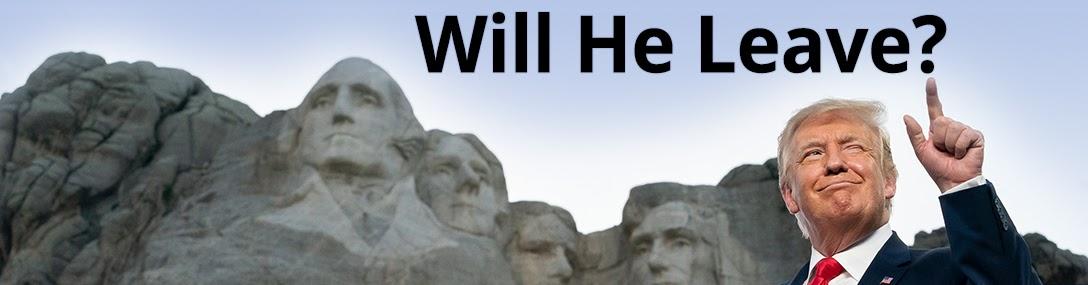 Donald Trump, Mount Rushmore