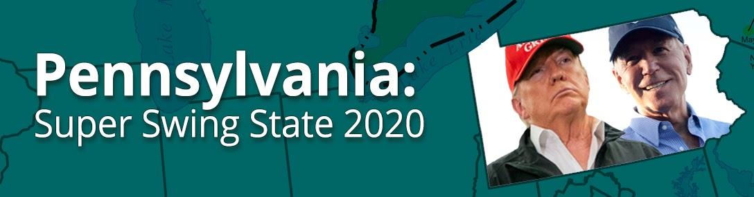 Pennsylvania, Joe Biden, Donald Trump