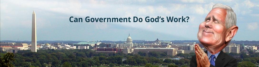 Mike Pence, religion, Washington DC