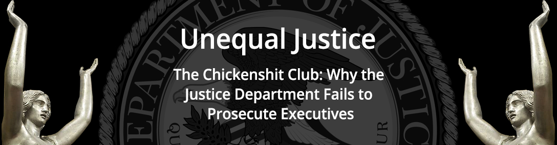 The Chickenshit Club, Spirit of Justice