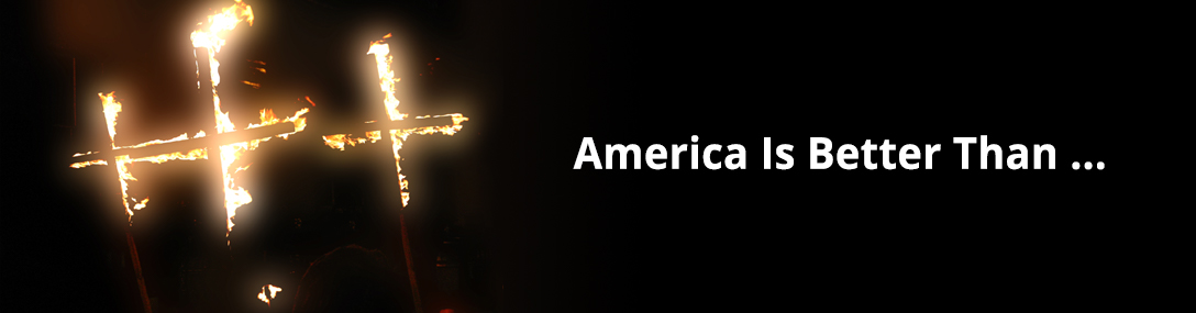 America, racism