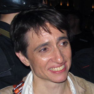 Masha Gessen is a Russian and American writer and activist, known for her opposition to Putin, has a new book out about the Boston Marathon bombings. Photo credit: Ilya Schurov / Flickr