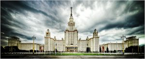 Moscow State University, one of Russia's most prestigious institutions, failed to rank among the top 400 international universities in the last academic year. Image via Tiktravel.